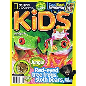 National Geographic Kids [US] September 2017 (単号)