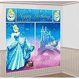 Disney Cinderella Scene Setter Decoration Set ディズニーシンデレラシーンセッター装飾セット
