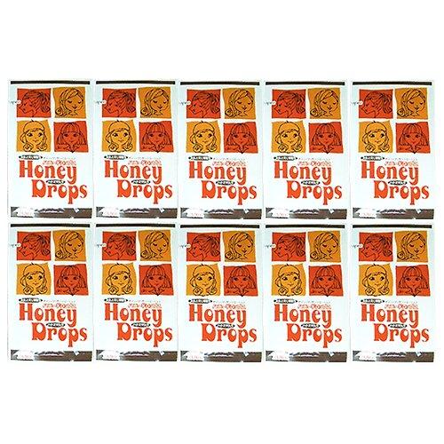 ハニードロップス(Honey Drops) 20ml 使い捨て潤滑ローション D柄 × 10個入