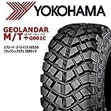 【 4本セット 】 175/80R16 91S YOKOHAMA (ヨコハマ) GEOLANDAR M/T+(ジオランダー・エムティ・プラス)G001C SUV専用 ノーマル(普通)タイヤ * オフロード・スペシャリストのためのフラッグシップモデル。