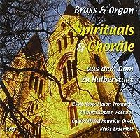 Brass & Organ-Spirituals & Chorale
