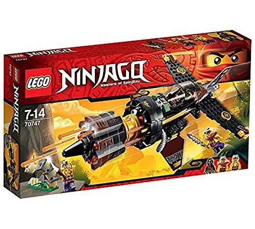 RoomClip商品情報 - レゴ (LEGO) ニンジャゴー リボルバーブラスター 70747