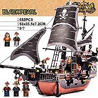 Alician DIY教育玩具子供の戦艦モデル小粒子組み立てられたスペル挿入ブロック 1#