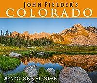 John Fielder's Colorado 2019 Calendar