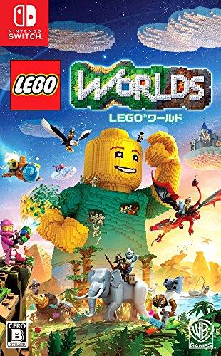 LEGO (R) ワールド 目指せマスタービルダー 【オリジナルマリオグッズが抽選で当たるシリアルコード配信(2018/1/8注文分まで)】 - Switch