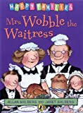 Happy Families Mrs Wobble The Waitress