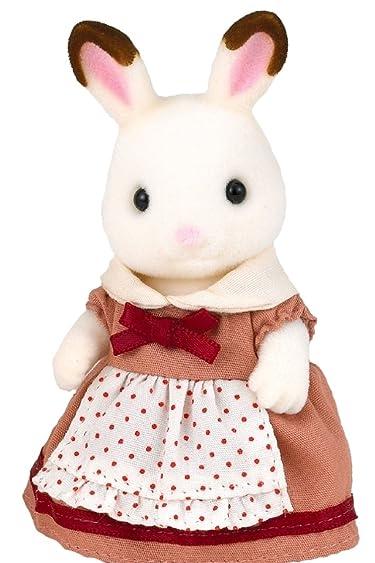 シルバニアファミリー  iPhone/Androidスマホ壁紙(640×960)-1 - ショコラウサギのお母さん