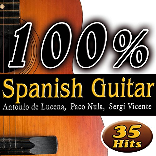100% Spanih Guitar, The Best M...