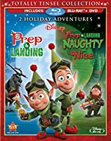 Prep & Landing 2-Holiday Adventure Collection [Blu-ray]