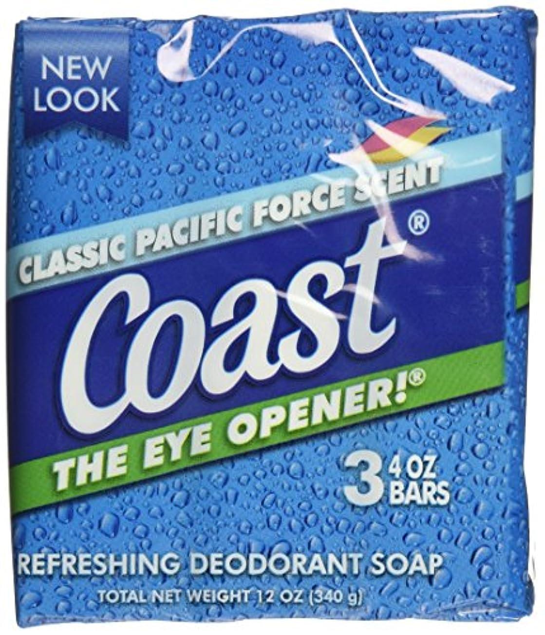 広告するオーストラリア幸運なことにDial(ダイアル) コースト固形石鹸 113g×3個
