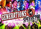 GENERATIONS LIVE TOUR 2016 SPEEDSTER(初回生産限定)[DVD]
