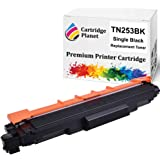Cartridge Planet Black Compatible Toner Cartridge for Brother TN-253BK TN253BK (2,500 Pages) for DCPL3510CDW HLL3230CDW HLL32