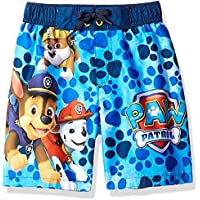 Nickelodeon Big Boys' Paw Patrol Pups Swim Trunk