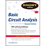 Schaum's Outline of Basic Circuit Analysis, Second Edition