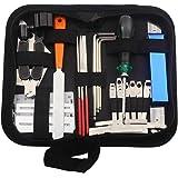 SODIAL Guitar Tool Kit Repairing Maintenance Tools String Organizer String Action Ruler Gauge Measuring Tool Hex Wrench Set F