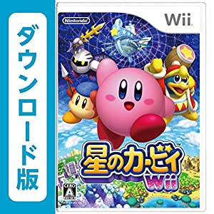 星のカービィ Wii [WiiU版バーチャルコンソール][オンラインコード]