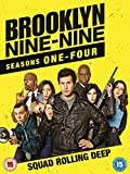Brooklyn Nine-Nine: Seasons 1-4 [DVD-PAL](Import)