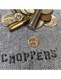 ピストル弾 ヘッドスタンプ ピンズ ピンバッジ バレット ラペルピン 45口径 ウィンチェスター 45 COLT アメリカン雑貨