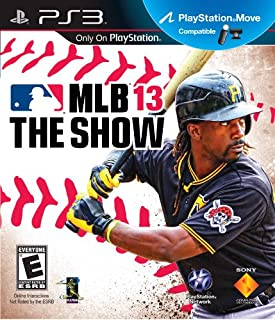 MLB 13 The Show (輸入版:北米) - PS3 by Ps3 (B00A750QIE) | Amazon price tracker / tracking, Amazon price history charts, Amazon price watches, Amazon price drop alerts