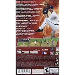 Major League Baseball 2K12 (輸入版) - PSP
