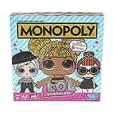 モノポリーゲーム: L.O.L. サプライズ! エディションボードゲーム 8歳以上のお子様用