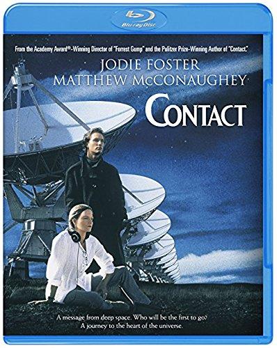 コンタクト [WB COLLECTION][AmazonDVDコレクション] [Blu-ray]