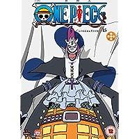[スポンサー プロダクト]One Piece (Uncut) Collection 15 (Episodes 349-372) [DVD] - Imported UK.