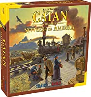 Catan Histories: Settlers of America Trails to Rails [並行輸入品]