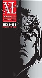 JUST FIT (ジャストフィットコンドーム) 北斗の拳 XL ラオウ 12個入 ×6個セット