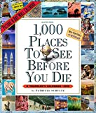 1,000 Places to See Before You Die Picture-a-Day 2016 Calendar
