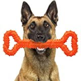 Dog Toy for Aggressive Chewers,Durable Dog Toy for Changing Teeth for Energetic Dogs Medium Large Dogs