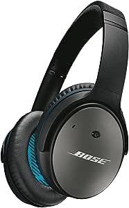 Bose QuietComfort 25 Acoustic Noise Cancelling headphones - Apple devices ノイズキャンセリングヘッドホン ブラック