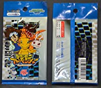 Digimon Cards Japanese Blue Edition Trading WAX Pack