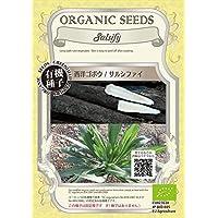 グリーンフィールド 野菜有機種子 西洋ゴボウ/サルシファイ [小袋] A168
