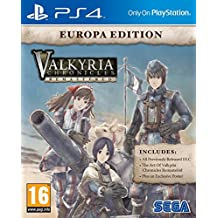 Koch International Valkyria Chronicles Remastered Europa Edition (PS4)