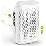 Hysure 2000ml Dehumidifier Compact and Portable Dehumidifier for Damp Air, Mold, Moisture in Home, Kitchen, Caravan, Office,