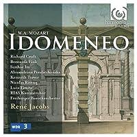 Mozart - Idomeneo (Richard Croft; Bernarda Fink; Sunhae Im; Alexandrina Pendatchanska; Kenneth Tarver/Rene Jacobs) Includes bonus DVD by Richard Croft (2009-06-09)