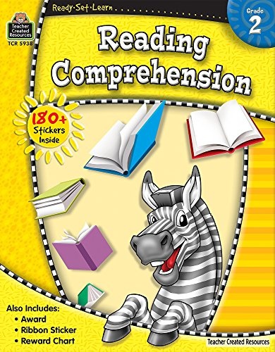 Download Reading Comprehension, Grade 2 (Ready Set Learn) 1420659383