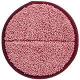 CCP コードレス回転モップクリーナー用モップパッド(ZJ-MA8対応) 2枚入り ピンク EX-3655-00