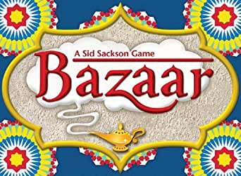 Bazaar Board Game ゲーム [並行輸入品]