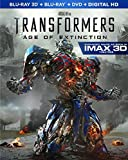 Calvin Klein Transformers: Age of Extinction [Blu-ray] [Import]