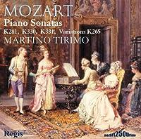 Piano Sonatas K281 33