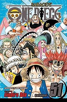 One Piece, Vol. 51: The Eleven Supernovas (One Piece Graphic Novel) by [Oda, Eiichiro]