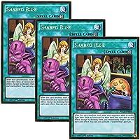 【 3枚セット 】遊戯王 英語版 PGL3-EN084 Shared Ride 相乗り (ゴールドレア) 1st Edition