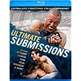 Ufc: Ultimate Submissions [Blu-ray] [Import]