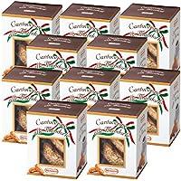 [イタリアお土産] カントチーニ ミニボックス 10箱セット (海外 みやげ イタリア 土産)