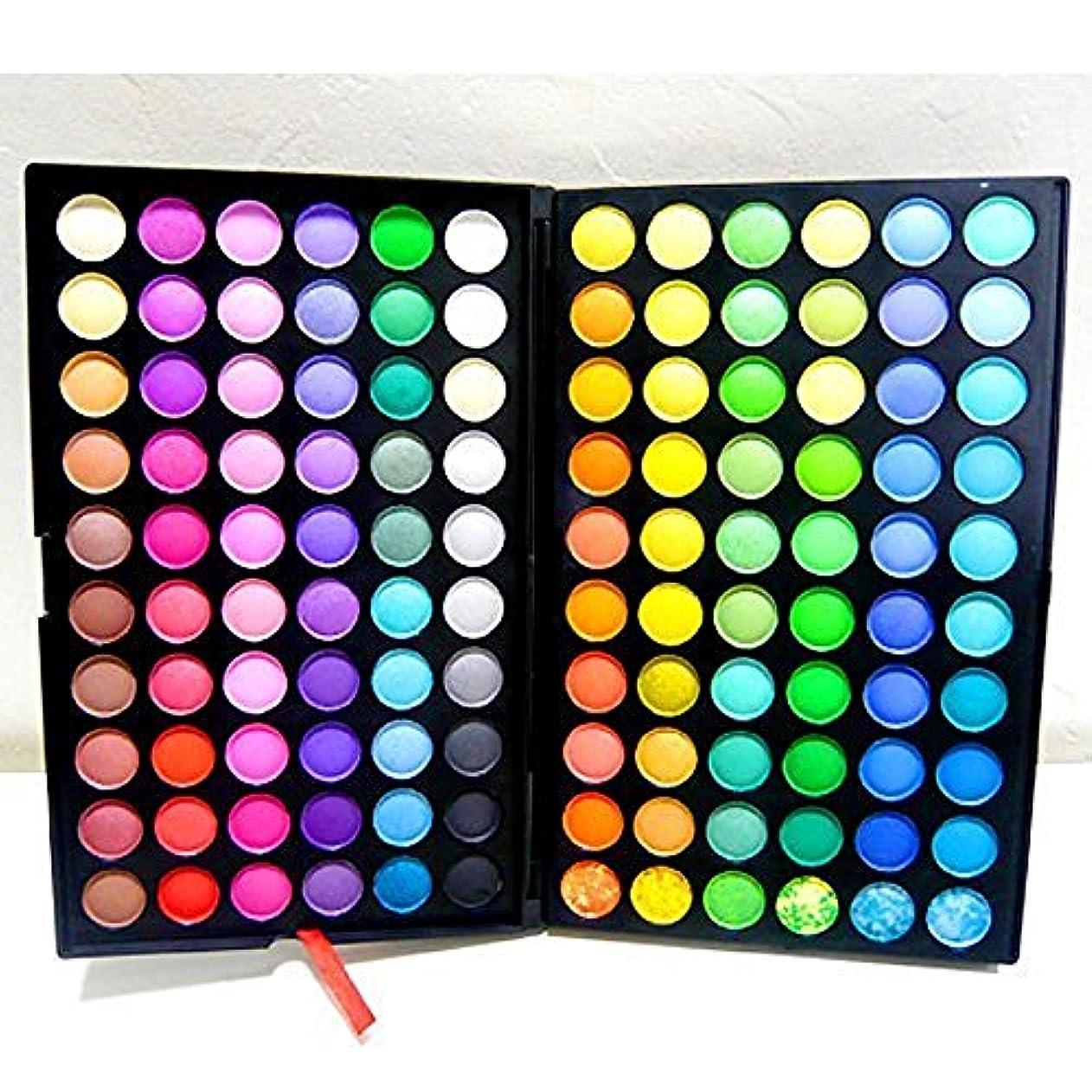 肝大騒ぎ再集計入荷しました【LuxuryRose】発色が素晴らしい!120カラーアイシャドウパレット