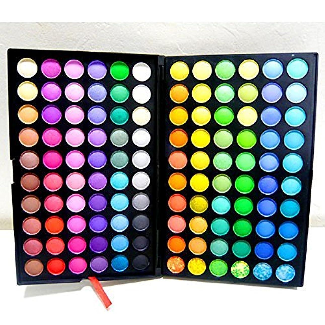 有害重なるバンジョー入荷しました【LuxuryRose】発色が素晴らしい!120カラーアイシャドウパレット