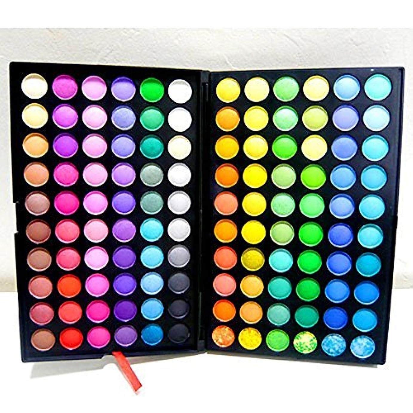 選挙永続論争入荷しました【LuxuryRose】発色が素晴らしい!120カラーアイシャドウパレット