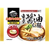 [冷凍]キンレイ お水がいらない東京醤油らぁ麺 485g×6個